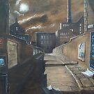 """""""Mill crossing"""" by Alan Harris"""