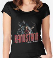 Bandstand, The Broadway Musical Women's Fitted Scoop T-Shirt