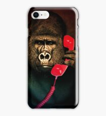 It's for you (red) iPhone Case/Skin