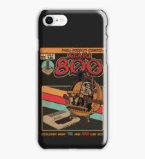 Retrorama Atari 800 iPhone Case/Skin
