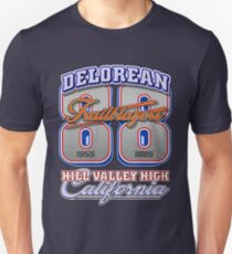 Delorean 88 Trailblazers | Back To The Future T-Shirt