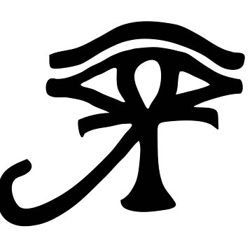 Eye of Ra Ankh. by Claudiocmb
