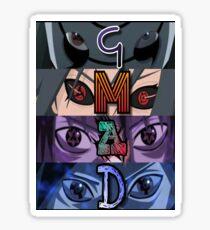 Savage Rinnegan G.M.A.D Sticker