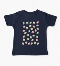 Cupcakes Pattern Kids Clothes