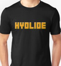 Hydlide - NES Title Screen T-Shirt