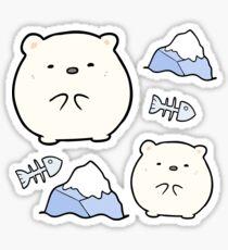Little Polar Sticker