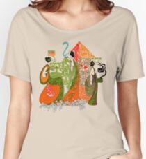 Spiders, IceCream & Morphine Women's Relaxed Fit T-Shirt
