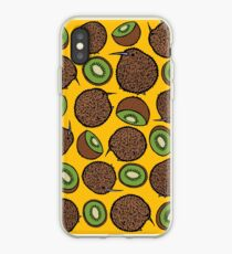 Kiwi-Party iPhone-Hülle & Cover