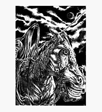 Nazgul rider by FLDillustation  Photographic Print