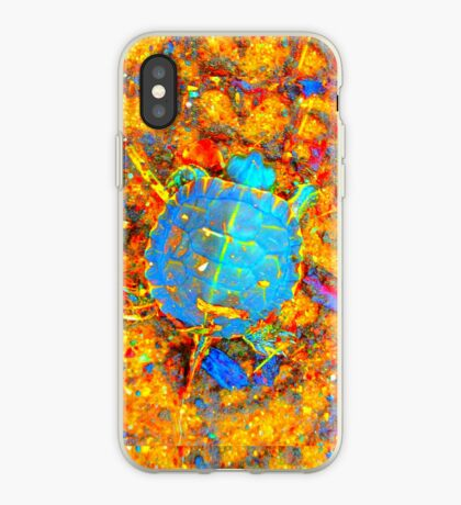 Toddler Turtle iPhone Case
