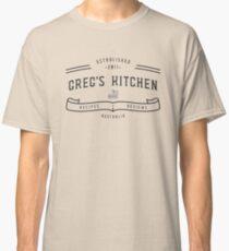Greg's Kitchen Classic Logo Classic T-Shirt
