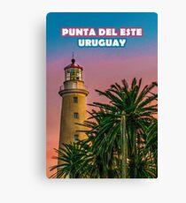 Punta del Este Poster Print Canvas Print