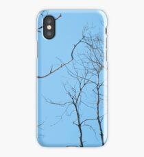 Burnt Trees iPhone Case