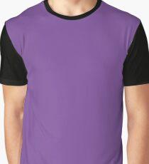 Solid - Purple (F5.1) Graphic T-Shirt