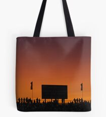 Sunset at the Races Tote Bag