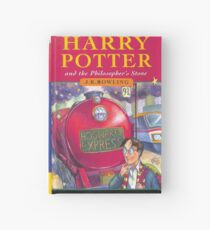 Harry Potter Book Cover Hardcover Journal