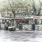 Hayes Island Snack Bar Cardiff  2 by Steve Purnell