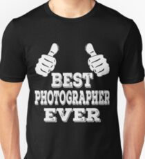 Best Photographer Ever T-Shirt