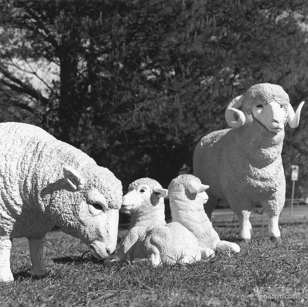Family + Ram-beau by phadjimichael