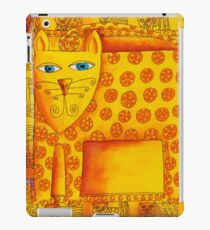Patterned Leopard iPad Case/Skin
