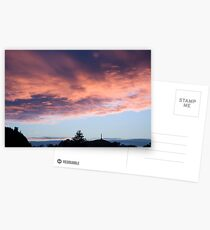 Sunrise Postcards