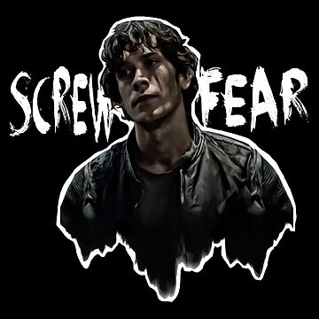 Bellamy Blake - Screw Fear Black (For Charity) by MorleyCharity