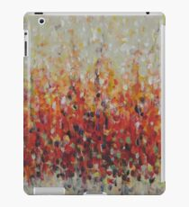 Abstract Paint Strokes iPad Case/Skin