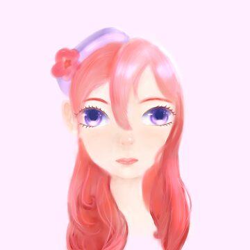 Violette by storydawning