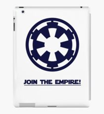 JOIN THE EMPIRE iPad Case/Skin