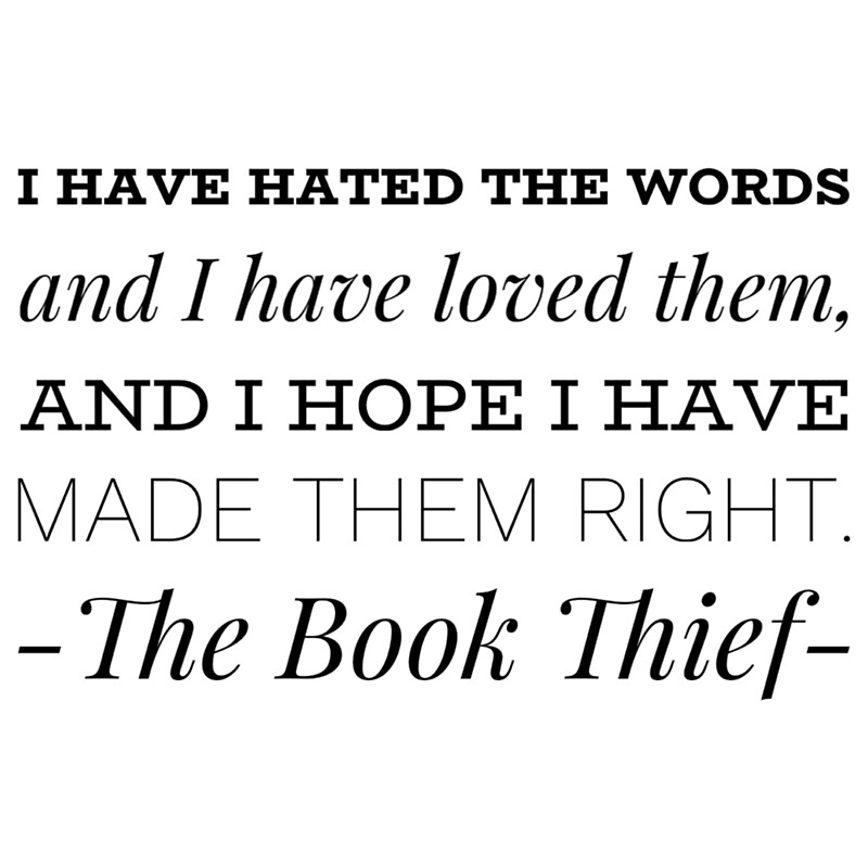 The Book Thief Quotes Delectable Httpsih0.redbubbleimage.433346334.6605Fla.