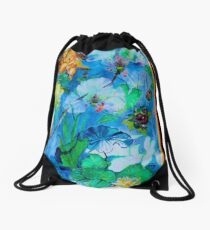 Four Seasons Drawstring Bag