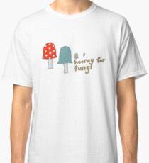 Fungi fun Classic T-Shirt
