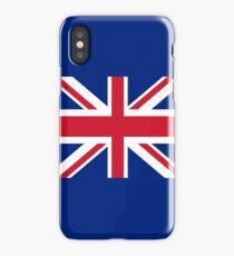 Union Jack 1960s Mini Skirt - Best of British Flag iPhone Case/Skin