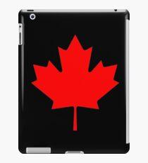 Canadian Flag - National Flag of Canada - Maple Leaf T-Shirt Sticker iPad Case/Skin