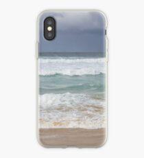 Beautiful Ocean Beach Dress iPhone Case