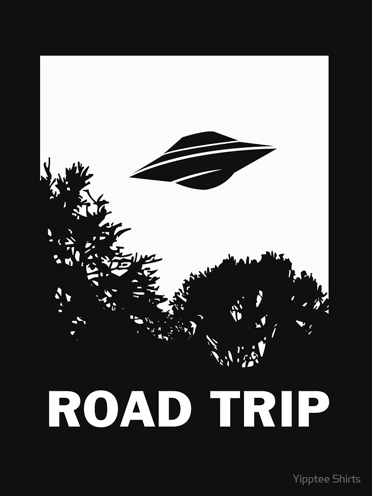 UFO Road Trip by dumbshirts