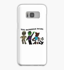Monster Mash Samsung Galaxy Case/Skin