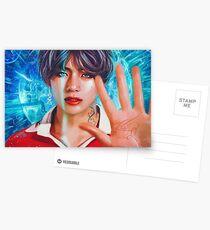 BTS/DNA Kim Taehyung Postcards