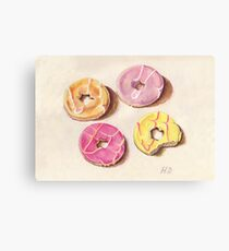 Party Rings Canvas Print