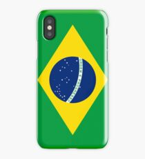 Brazil Flag - Brazilian T-Shirt iPhone Case/Skin