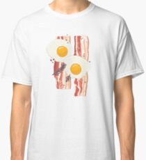 Bacon and eggs Classic T-Shirt