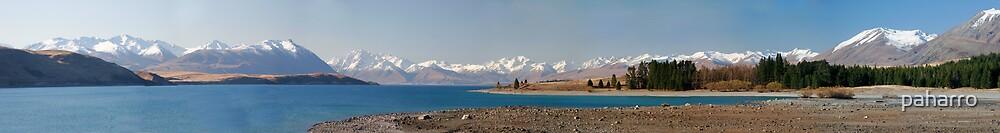 Lake Tekapo by Peter Harrison
