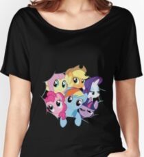 Mane Six Break Out! Women's Relaxed Fit T-Shirt