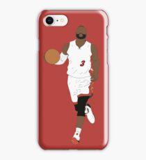 Dwyane Wade Heat iPhone Case/Skin