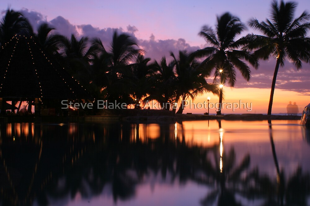 Days End In Paradise by Steve Blake : - Akuna Photography Bendigo