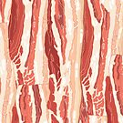 Bacon pattern by smalldrawing