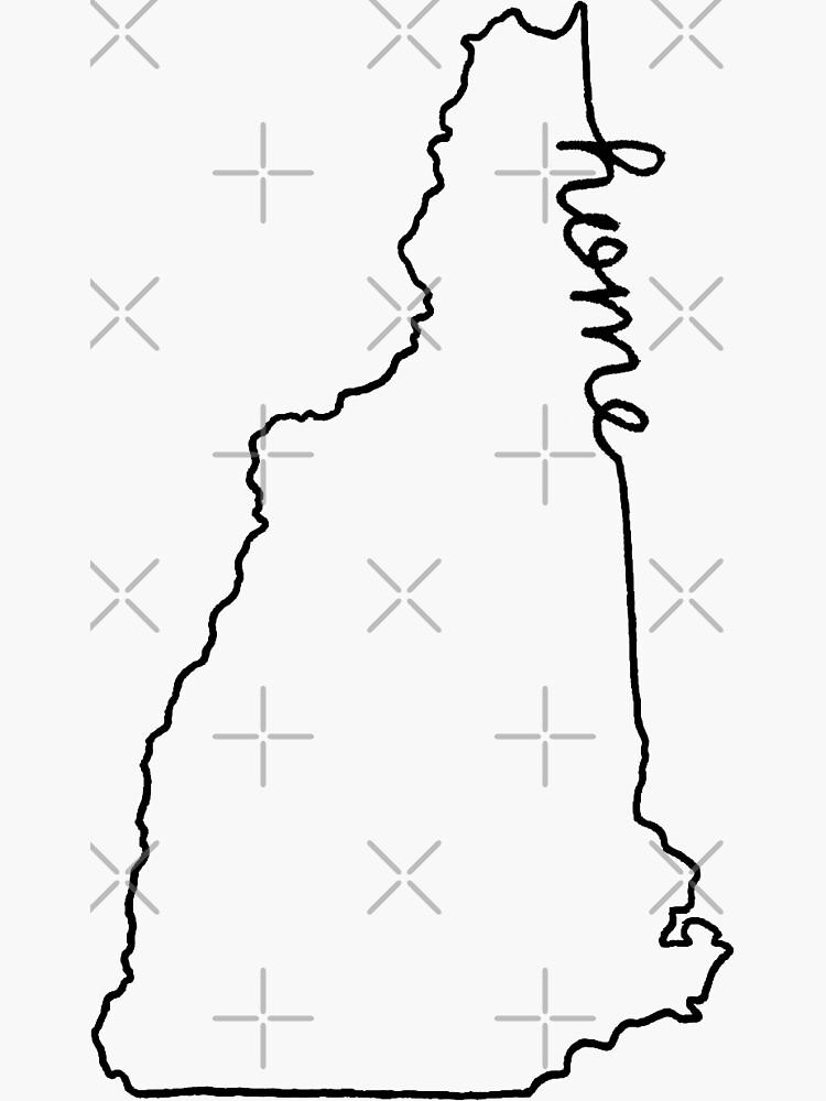 Esquema del Estado de origen de New Hampshire de jamiemaher15