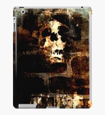 Dark Wall iPad Case/Skin