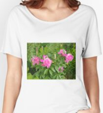 Pink Peony 7 Women's Relaxed Fit T-Shirt