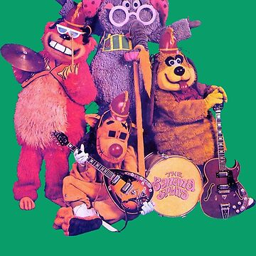 The Banana Splits by Cinemadelic